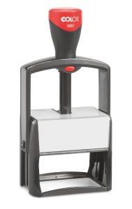 Экслибрис на автоматической металлической оснастке 68х49мм