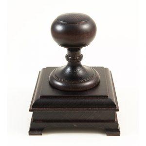 Экслибрис на ручной деревянной оснастке 60х60мм